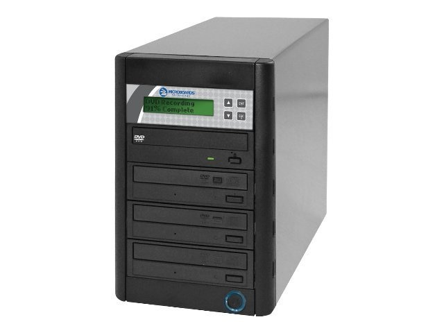 Microboards QD-DVD-123 Duplicator, QD-DVD-123, 6869938, Disc Duplicators