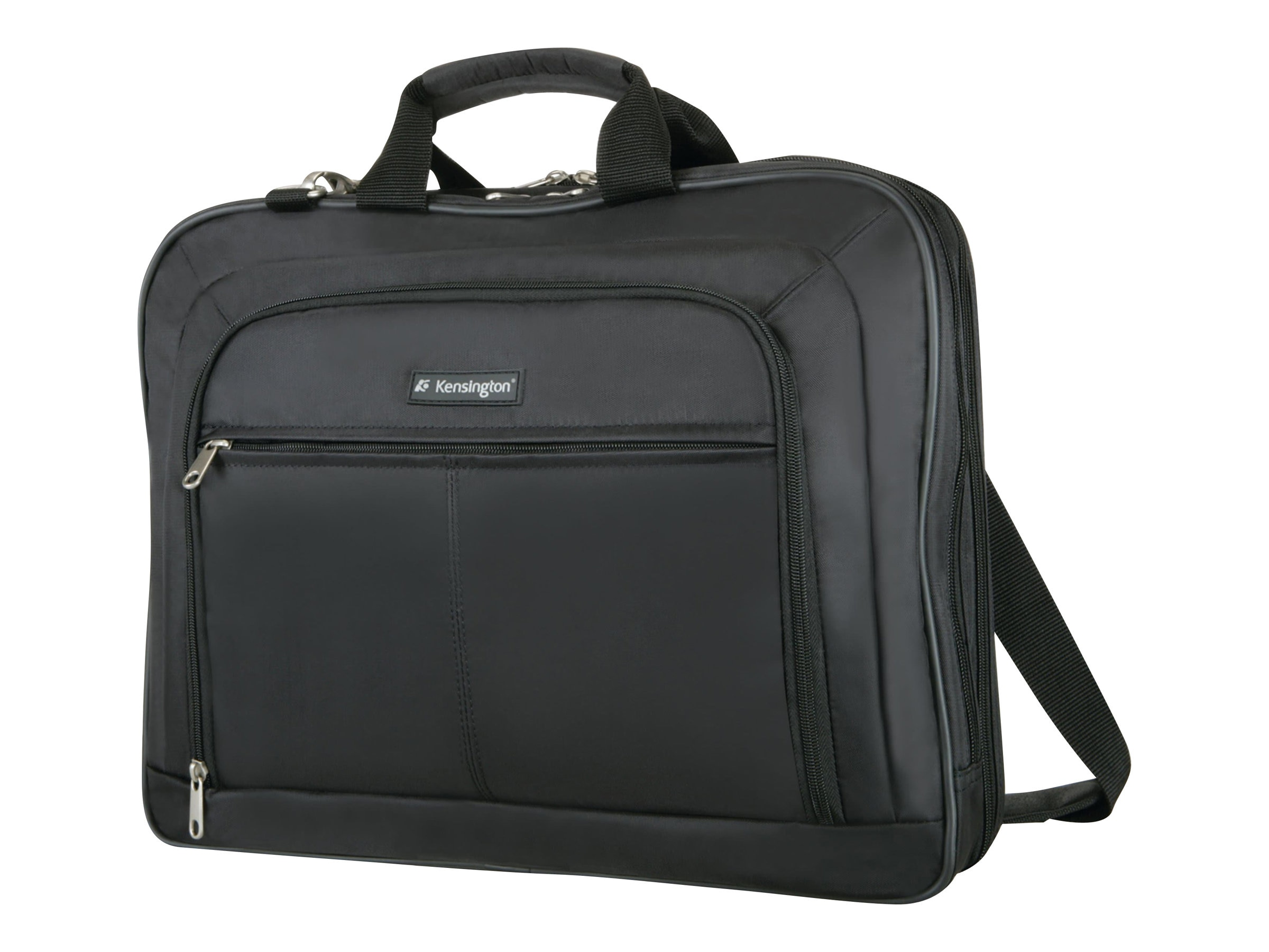 Kensington SureCheck SP45 17 Classic Case, Black, K62568US, 9386561, Carrying Cases - Notebook