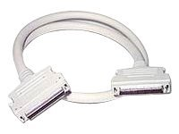 C2G SCSI-3 MD68 M-M Cable (Latch Clip) 6ft, 07864, 111437, Cables