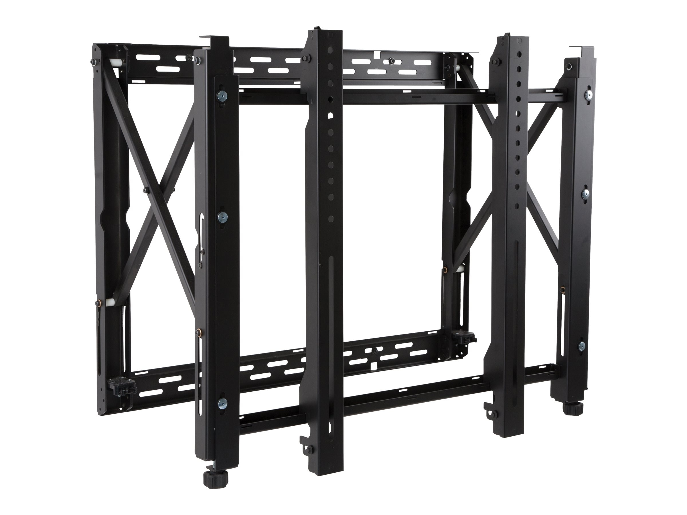 Peerless Full Service Video Wall Mount with Quick Release for 65-95 Displays, DS-VW795-QR