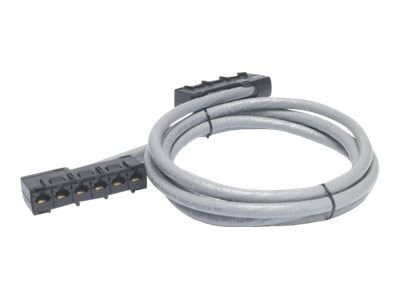 APC Cat5e Data Distribution UTP Cable Gray 15 ft., DDCC5E-015, 5762418, Cables