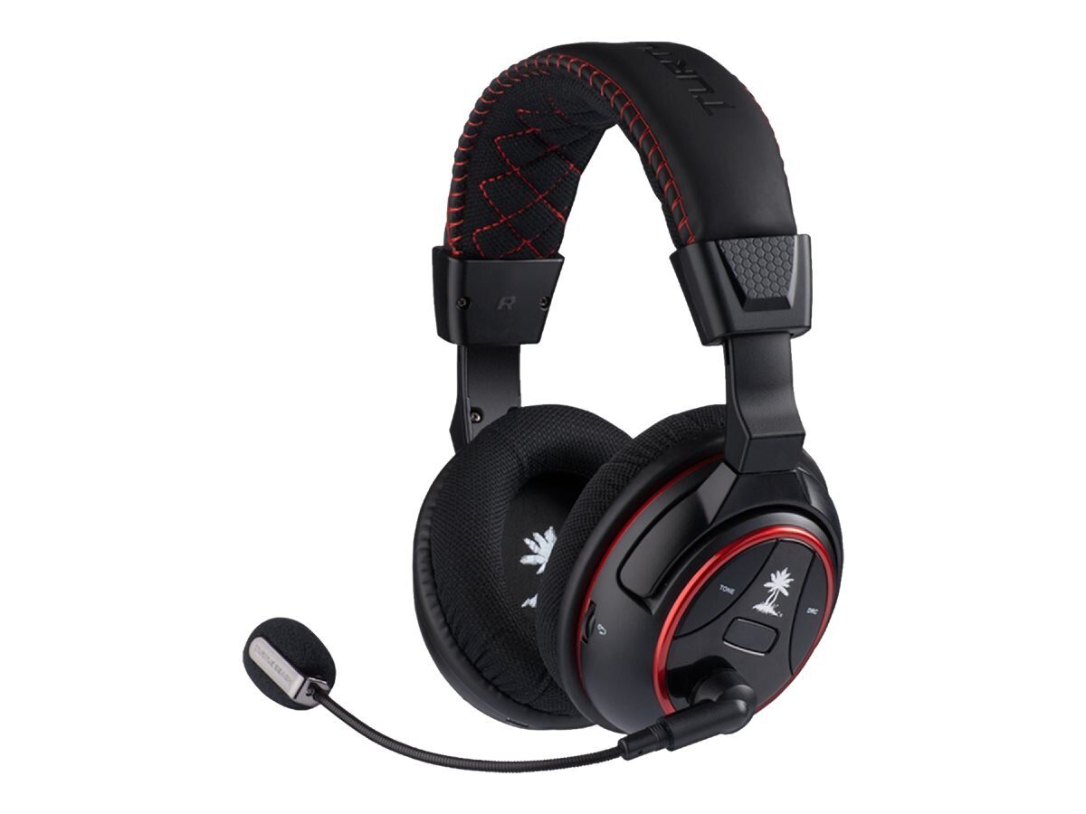 Turtle Beach Ear Force Z300 PC Gaming Headset, TBS-6060-01, 16389719, Headsets (w/ microphone)