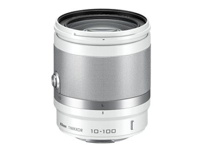 Nikon Nikkor 10-100mm f 4.0-5.6 VR Lens, White, 3327, 15256738, Camera & Camcorder Lenses & Filters