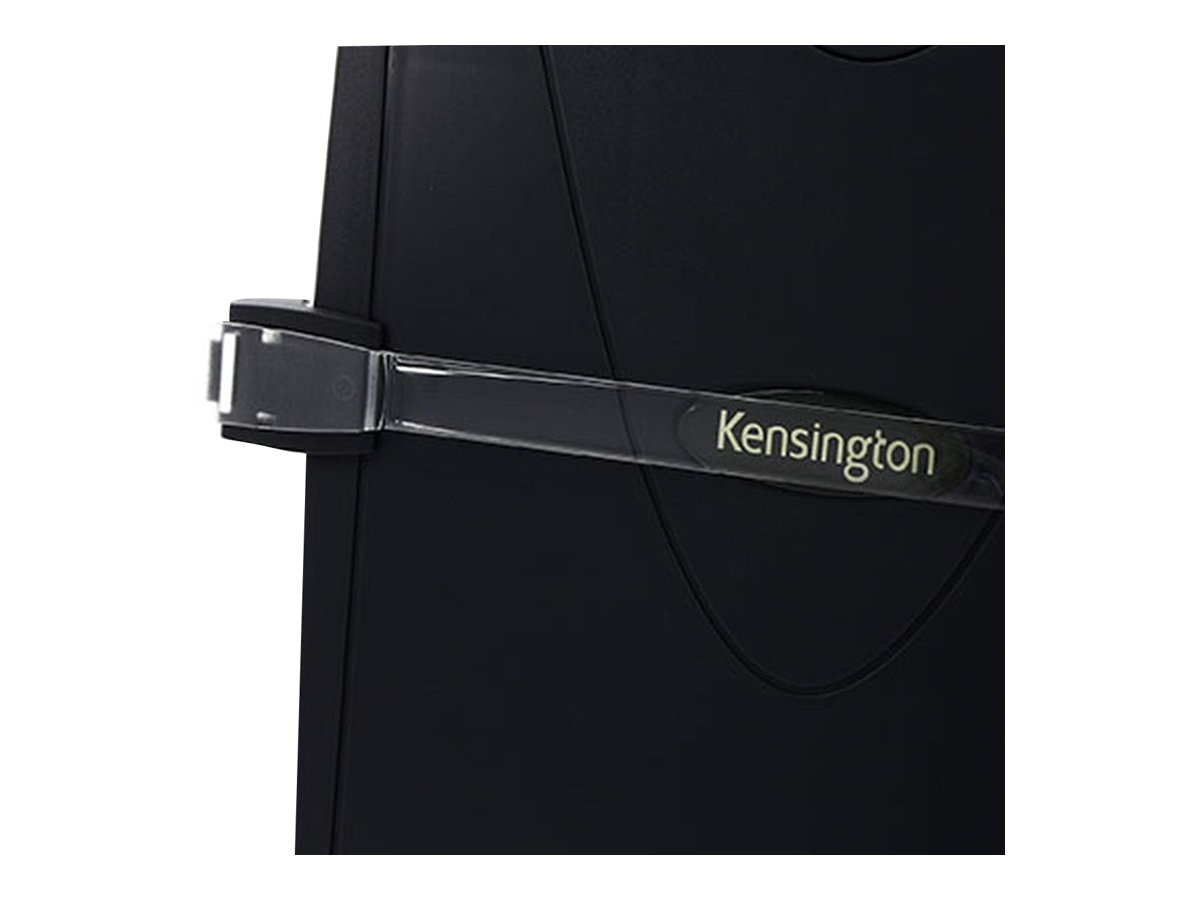 Kensington InSight Plus Easel Copyholder, Charcoal, K62411USF