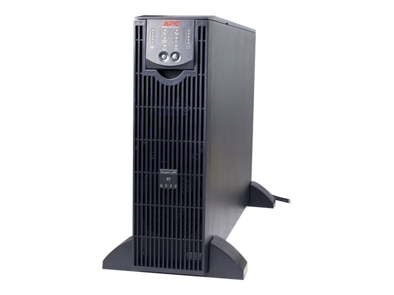 APC Smart UPS RT 6000VA 208V Harsh Environment, SURT6000XLT-CC, 13464656, Battery Backup/UPS