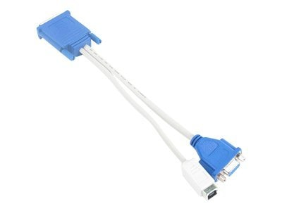InFocus M1-DA to VGA and USB Cable, 10in