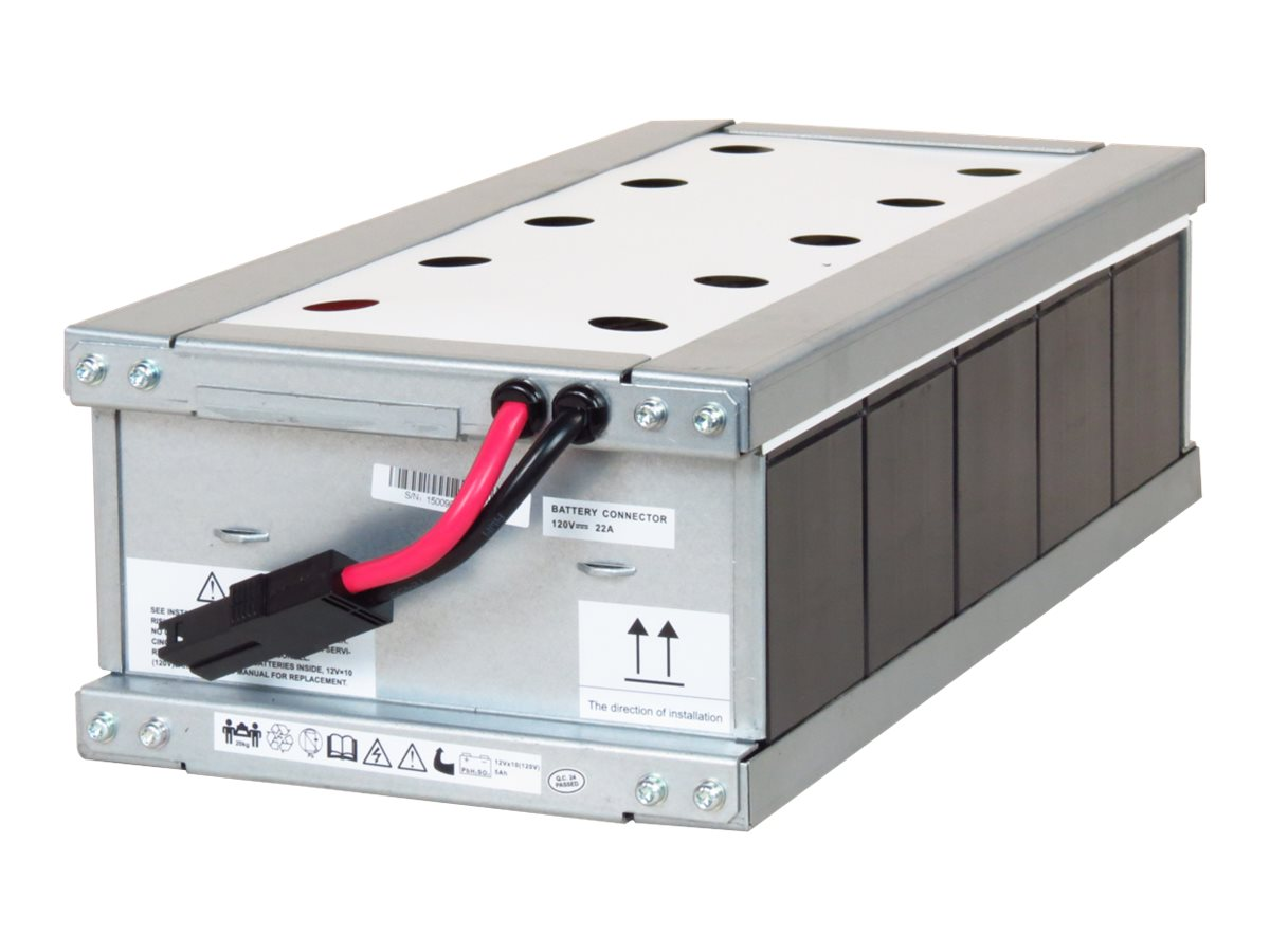 Liebert GXT4 240V Internal Battery Kit for GXT 6kVA R T L6-30 UPS, GXT4-240VBATKIT