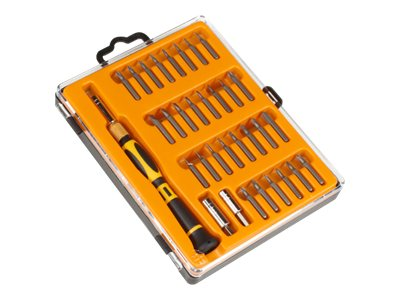 Black Box 33-Piece Screwdriver Set