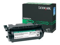 Lexmark Black High Yield Factory Reconditioned Toner Cartridge for T630, T632, T634, X630, X632 & X634