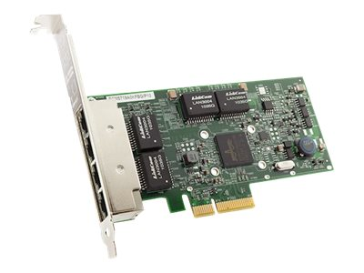 Lenovo Broadcom NetXtreme I Quad Port GBE Adapter for System X, 90Y9352