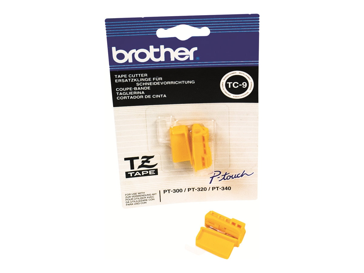 Brother Replacement Cutter Blade for PT-300, PT-310, PT-320, PT-340 & PT-1700, TC9, 16187615, Printer Accessories