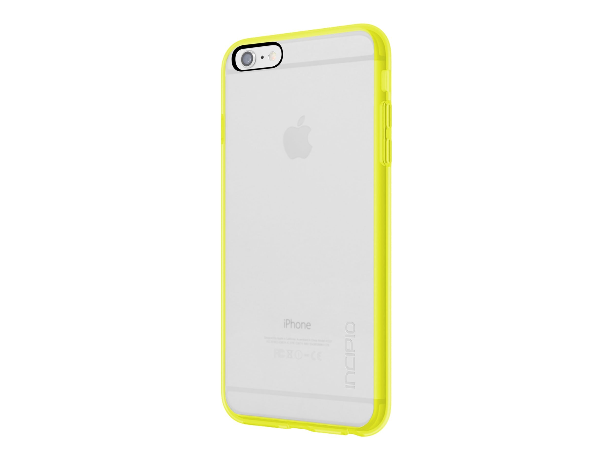 Incipio Octane Pure Case for iPhone 6S Plus, Lime, IPH-1364-CLME