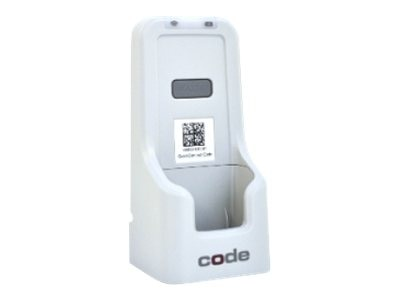Code Corporation CR2600 Mountable Palm Charging Station, Light Gray, CRA-A111, 22521106, Battery Chargers