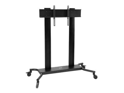 Peerless Flat Panel Floor Cart Mount, SC590-S, 16909649, Stands & Mounts - AV