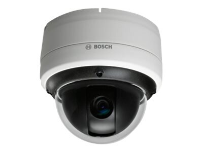Bosch Security Systems 1080p HD Conference Dome Camera, White, with Tinted