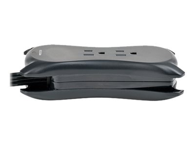 Tripp Lite Versatile Mobile Surge Suppressor 540 Joules, (3) 5-15R Outlets, TRAVELER3USB