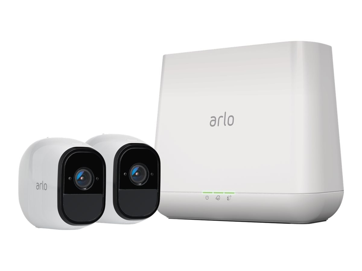Netgear Pro Smart Security System with 2 Cameras