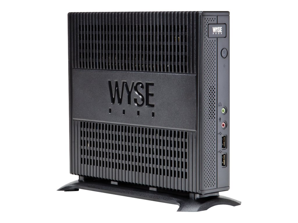 Wyse Z90Q7 Thin Client AMD G-Series 2.0GHz 4GB 16GB Flash GbE WES7, 909780-01L, 16145010, Thin Client Hardware