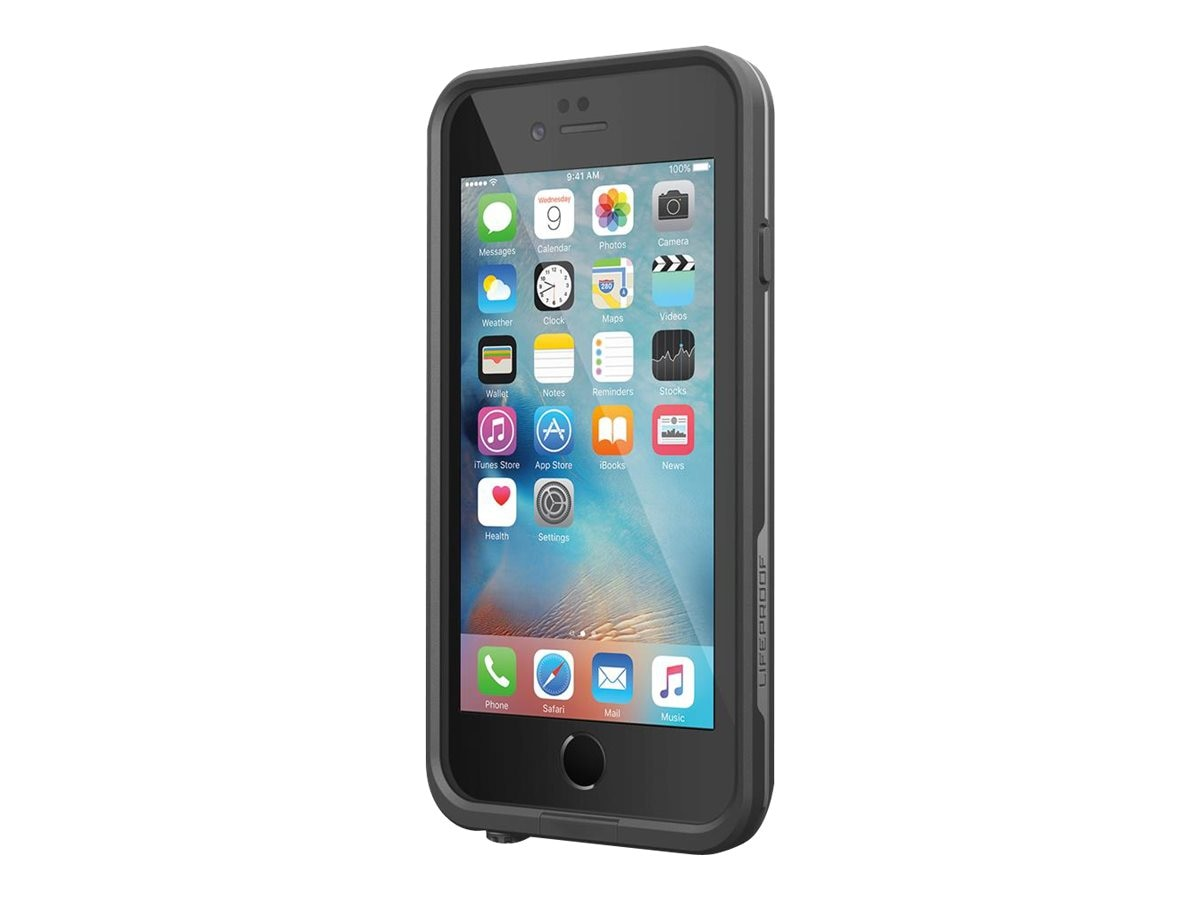Lifeproof fre Case for iPhone 6 6S, Black, 77-52563, 30757821, Carrying Cases - Phones/PDAs