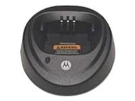 Motorola Rapid Rate Tri-Chemistry Desktop Charging Tray (Base Only), WPLN4137BR, 17401361, Battery Chargers