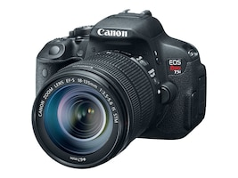 Canon EOS Rebel T5i EF-S Digital SLR with 8-135mm IS STM Kit, 8595B005, 15528414, Cameras - Digital