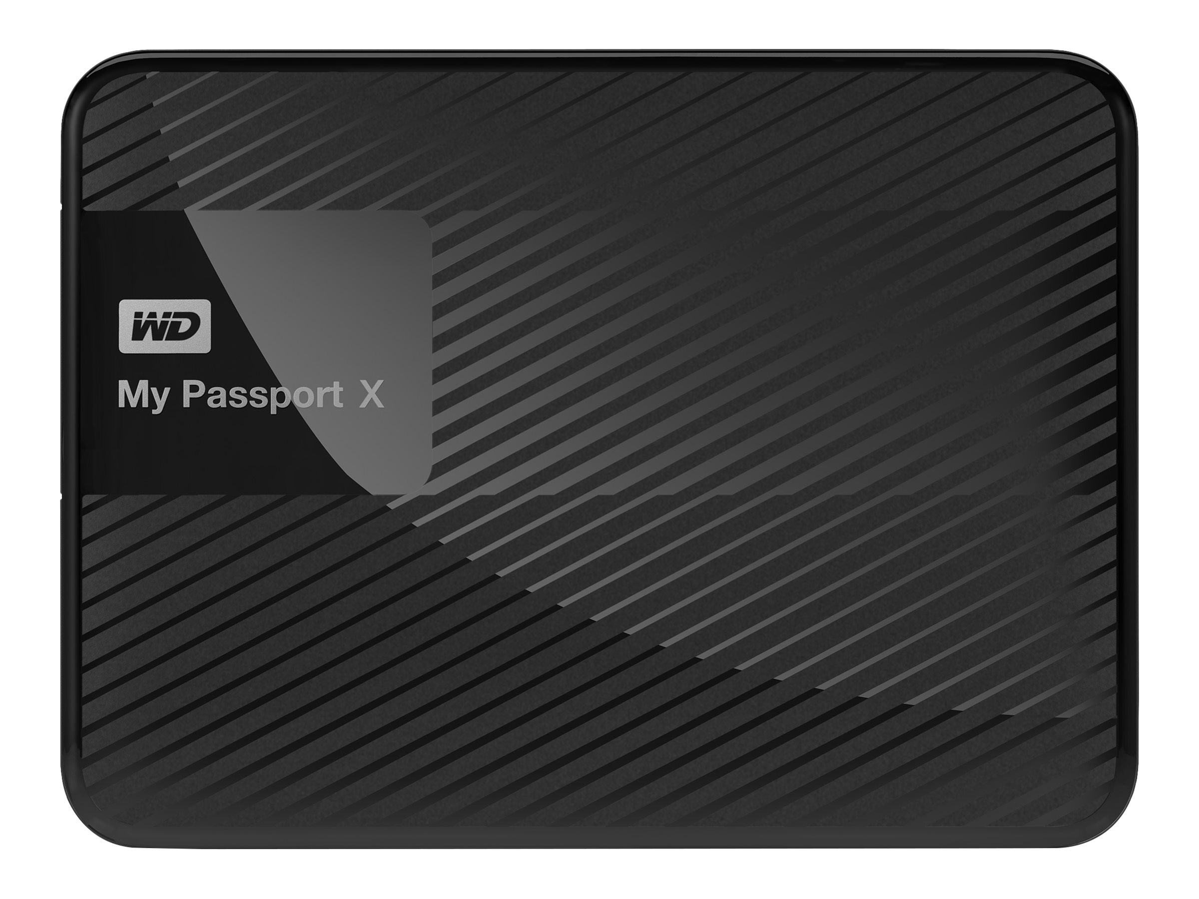 WD 2TB My Passport Ultra, Black, WDBYFT0020BBK-WESN