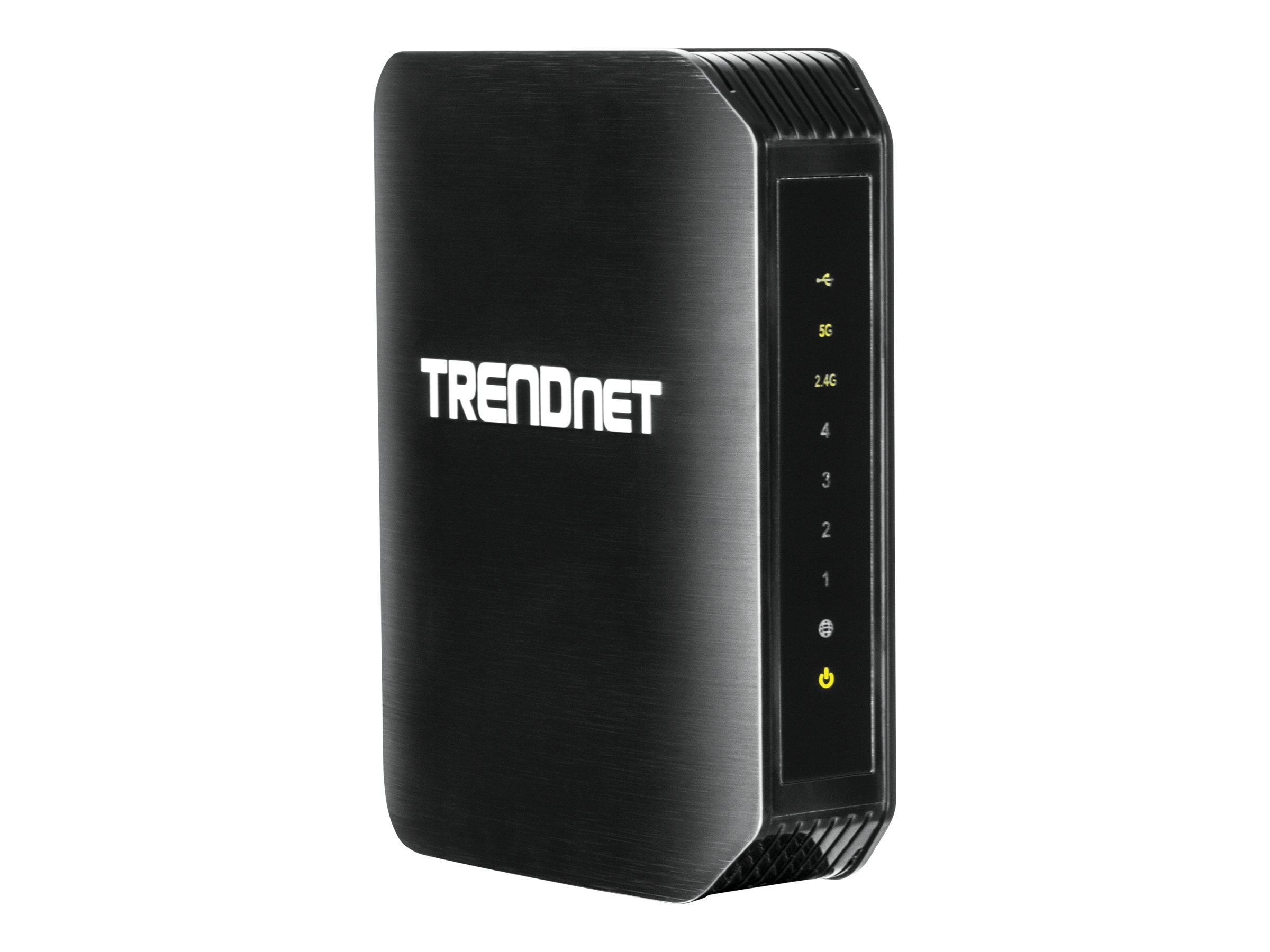 TRENDnet AC1200 Dual Band Wireless Router, TEW-811DRU, 15704975, Wireless Routers