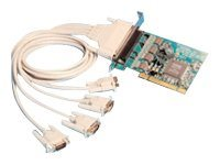Brainboxes 4-port UPCI RS232 Serial Card