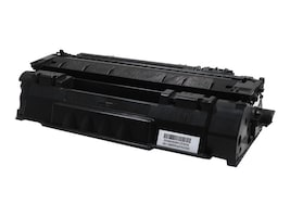 Ereplacements CE505A Black Toner Cartridge for HP LaserJet P2035 & P2055 Printers, CE505A-ER, 15182898, Toner and Imaging Components