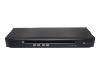 Avocent SwitchView 1000 4-Port KVM Switch, 4SV1000BND1-001, 9473171, KVM Switches