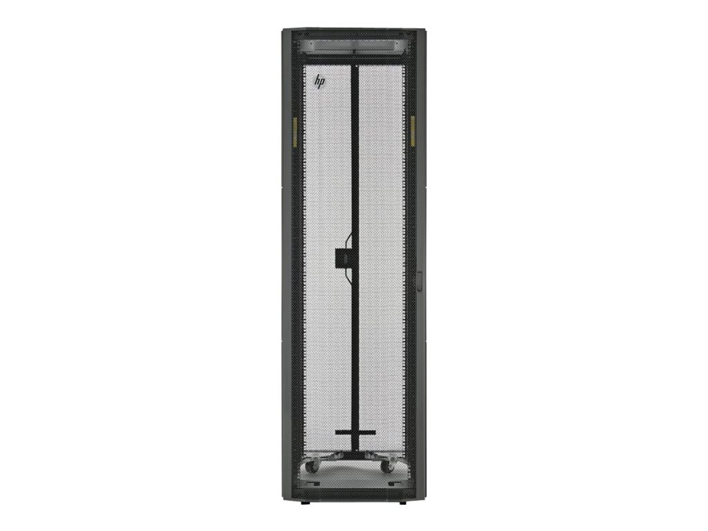 HPE 11642 1200mm Shock Universal Rack, H6J68A, 16591280, Racks & Cabinets