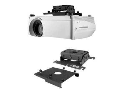 Chief Manufacturing RPA Custom Projector Mount, Black