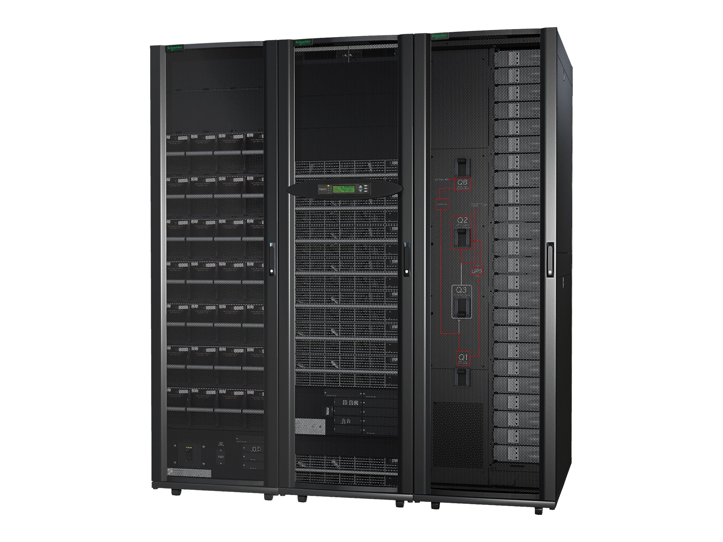 APC Symmetra PX 70kW Scalable to 100kW, 208V 3-phase, Startup, SY70K100F, 13164995, Battery Backup/UPS