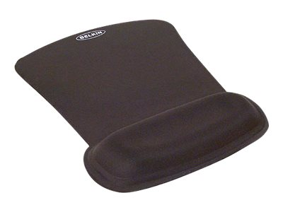 Belkin WaveRest Gel Mouse Pad (Black), F8E262-BLK