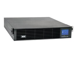 Tripp Lite SmartOnline 3kVA 2.7kW 208 240V 2U Double-Conversion Extended Run UPS LCD USB DB-9, SU3000LCD2UHV, 30863536, Battery Backup/UPS