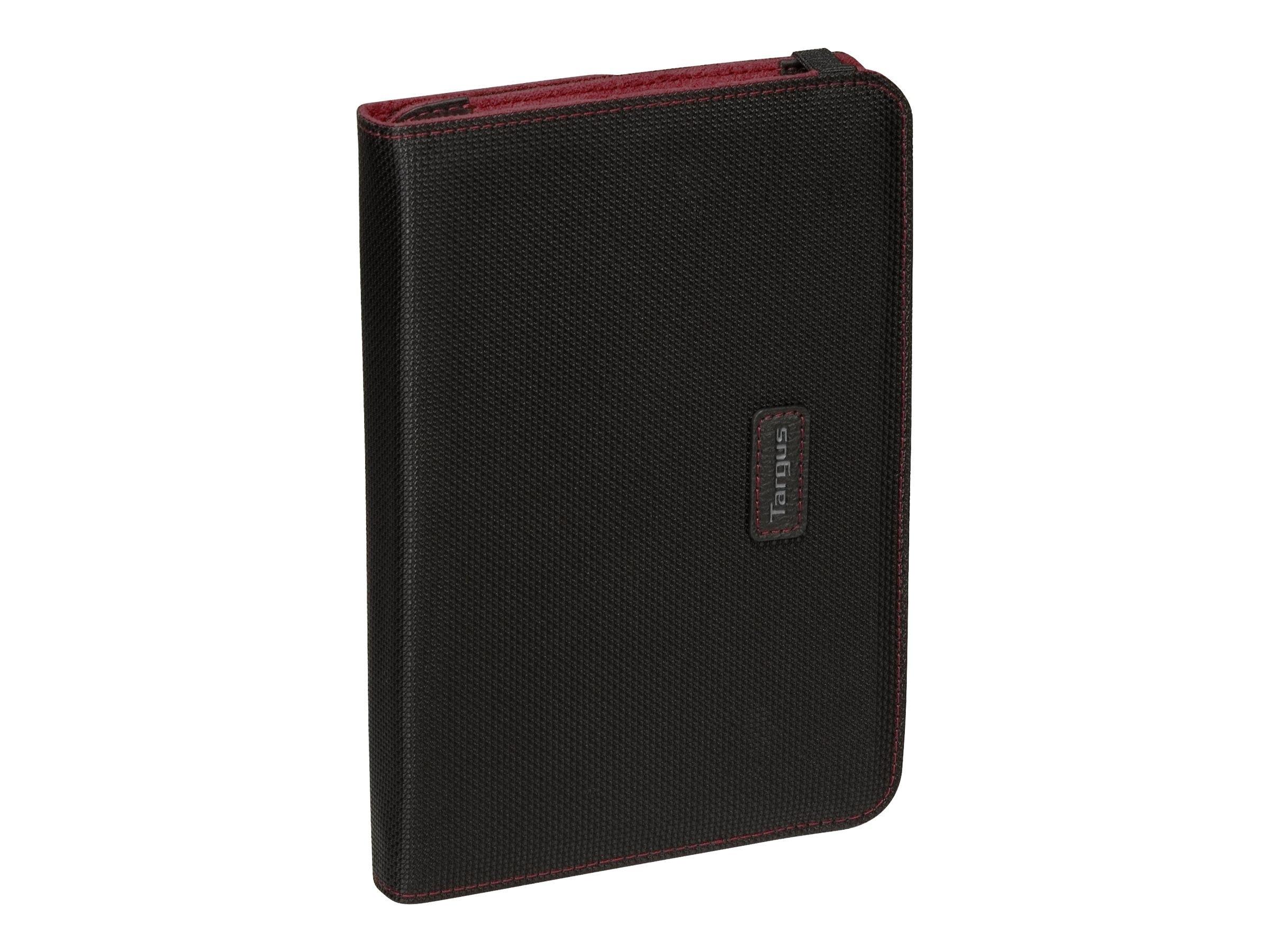 Targus Truss Nylon Case Stand for BlackBerry PlayBook, Black Red