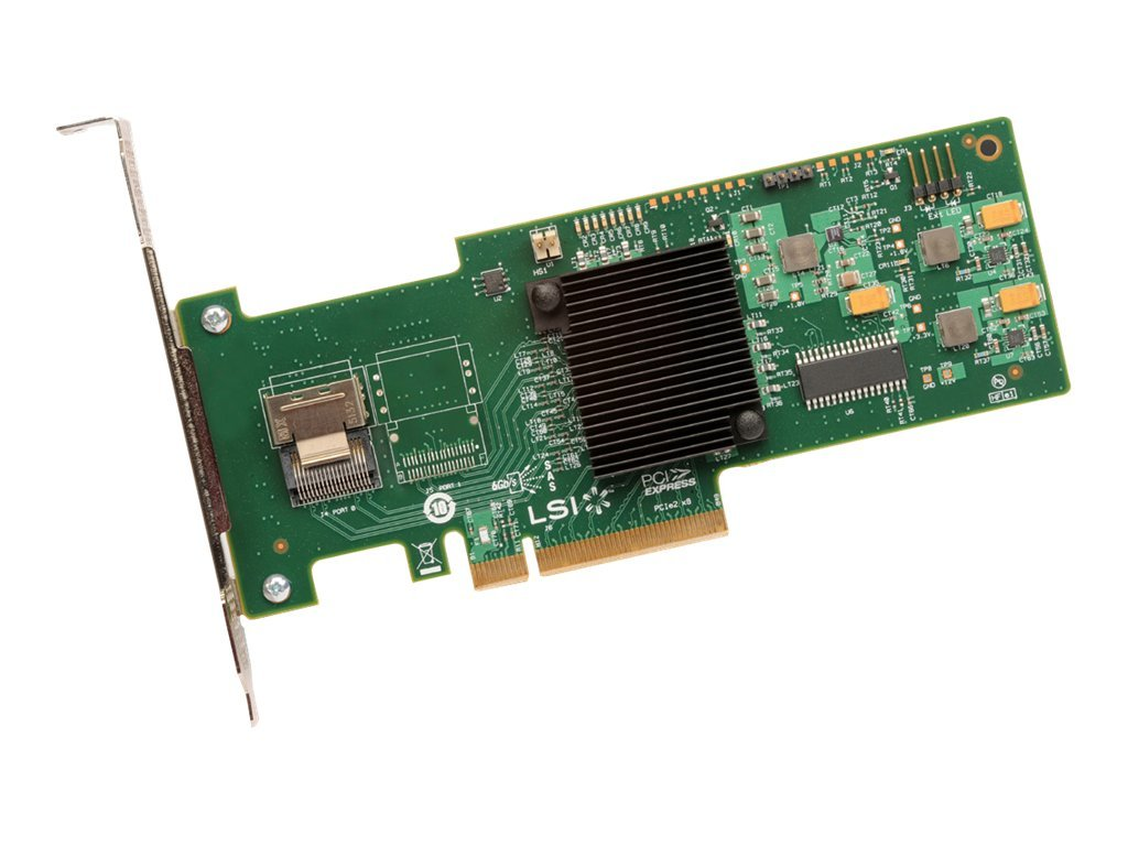 Intel RS2WC040 RAID PCIe 4-port Controller, RS2WC040