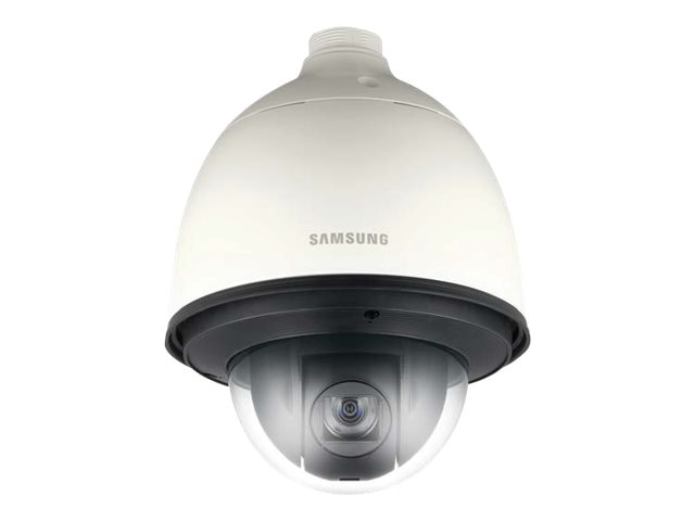 Samsung 1.3MP Day Night HD 32x Network PTZ Dome Camera, SNP-5321H, 31455593, Cameras - Security