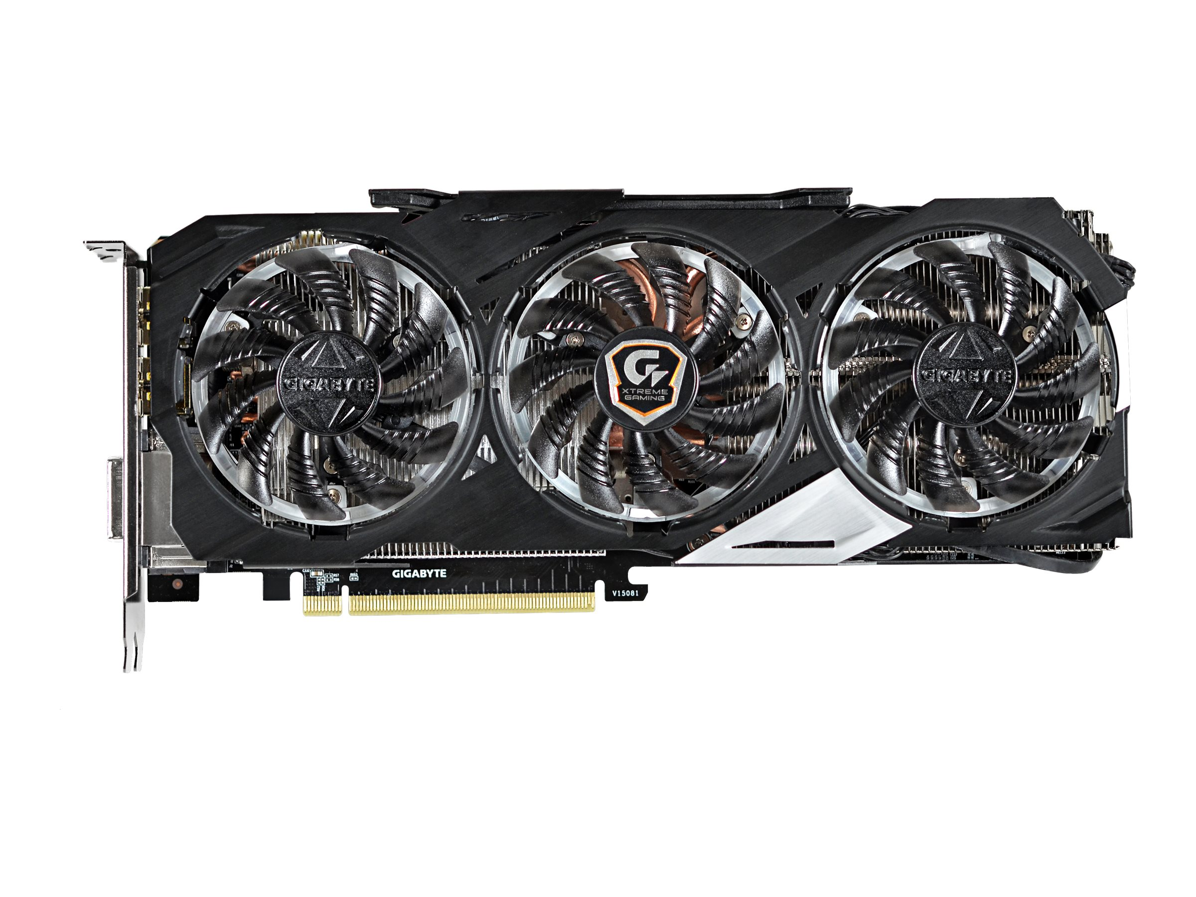 Gigabyte Tech GeForce GTX980 PCIe 3.0 Overclocked Graphics Card, 4GB GDDR5, GV-N980XTREME-4GD, 30954147, Graphics/Video Accelerators