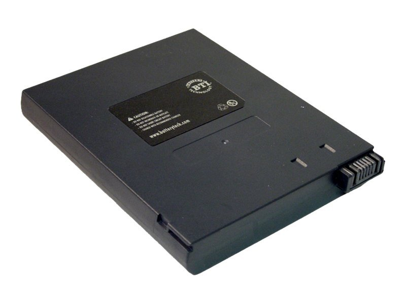 BTI Gateway Solo 2500 Battery, GT-2500L, 308054, Batteries - Notebook