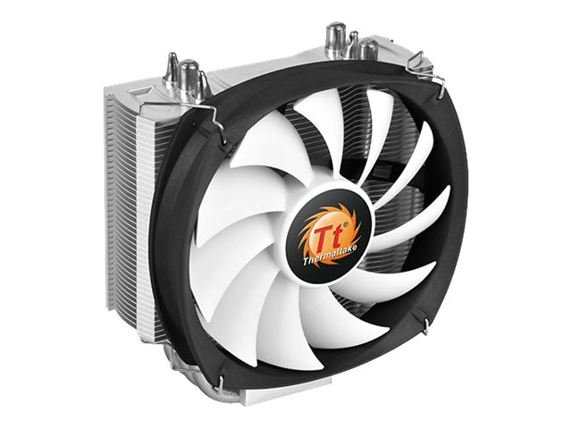 Thermaltake Frio Silent 14 RAM and CPU Cooler, CL-P002-AL14BL-B, 31063872, Cooling Systems/Fans
