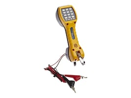 Fluke TS30 Test Set with Piercing Pin Clips, 30800001, 6218916, Network Test Equipment