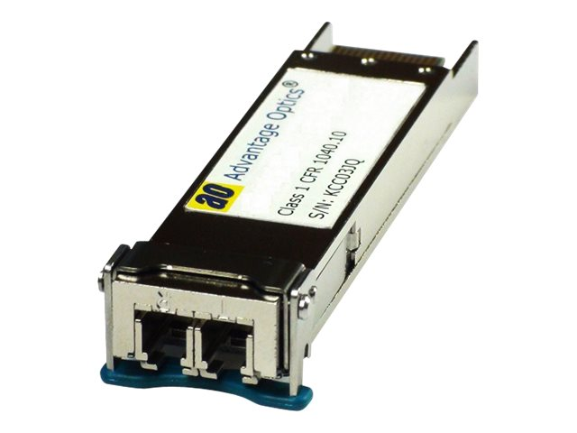 Cisco 10GBASE-SR XFP Module for MMF, XFP-10G-MM-SR, 9425929, Network Transceivers