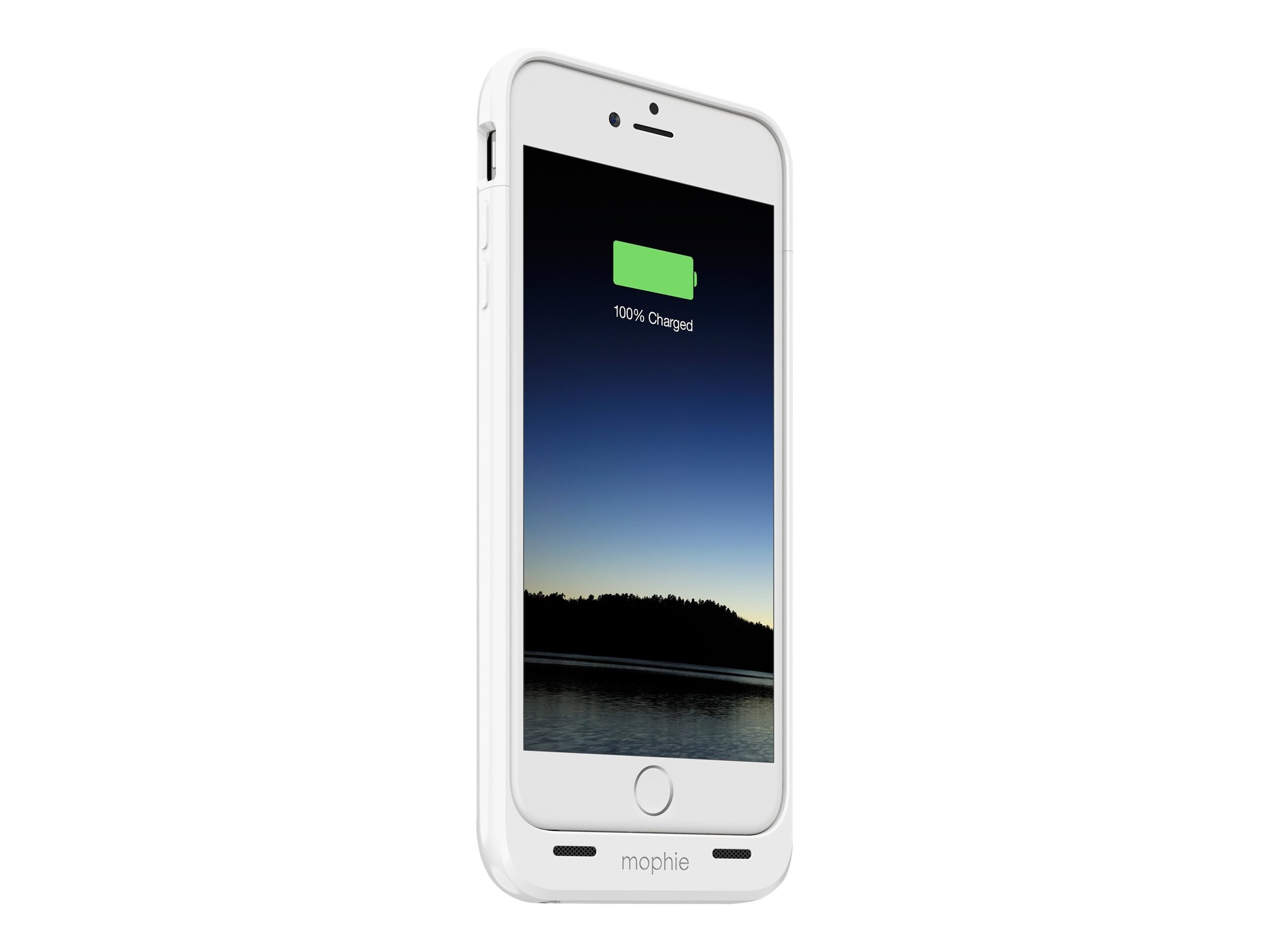 Juice Pack for iPhone 6 Plus - White
