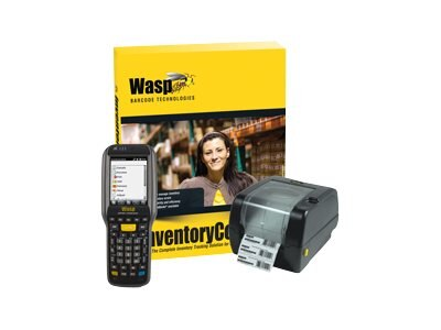 Wasp Inventory Control Professional with DT90 & WPL305 (5-user), 633808929305