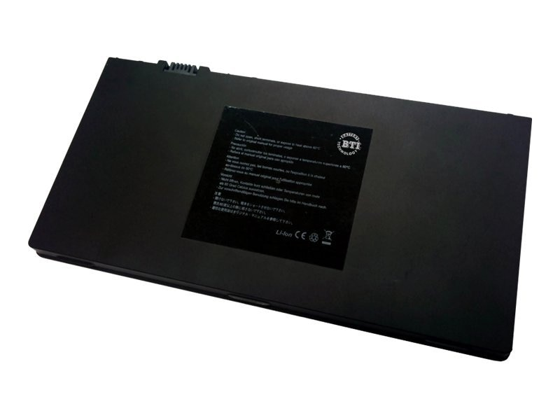 BTI Battery, Li-Ion 10.8V 5300mAh 6-cell for  HP Envy 15 Envy 15-1000 Envy 15T NK06, 570421-171, HP-ENVY15, 13043309, Batteries - Notebook