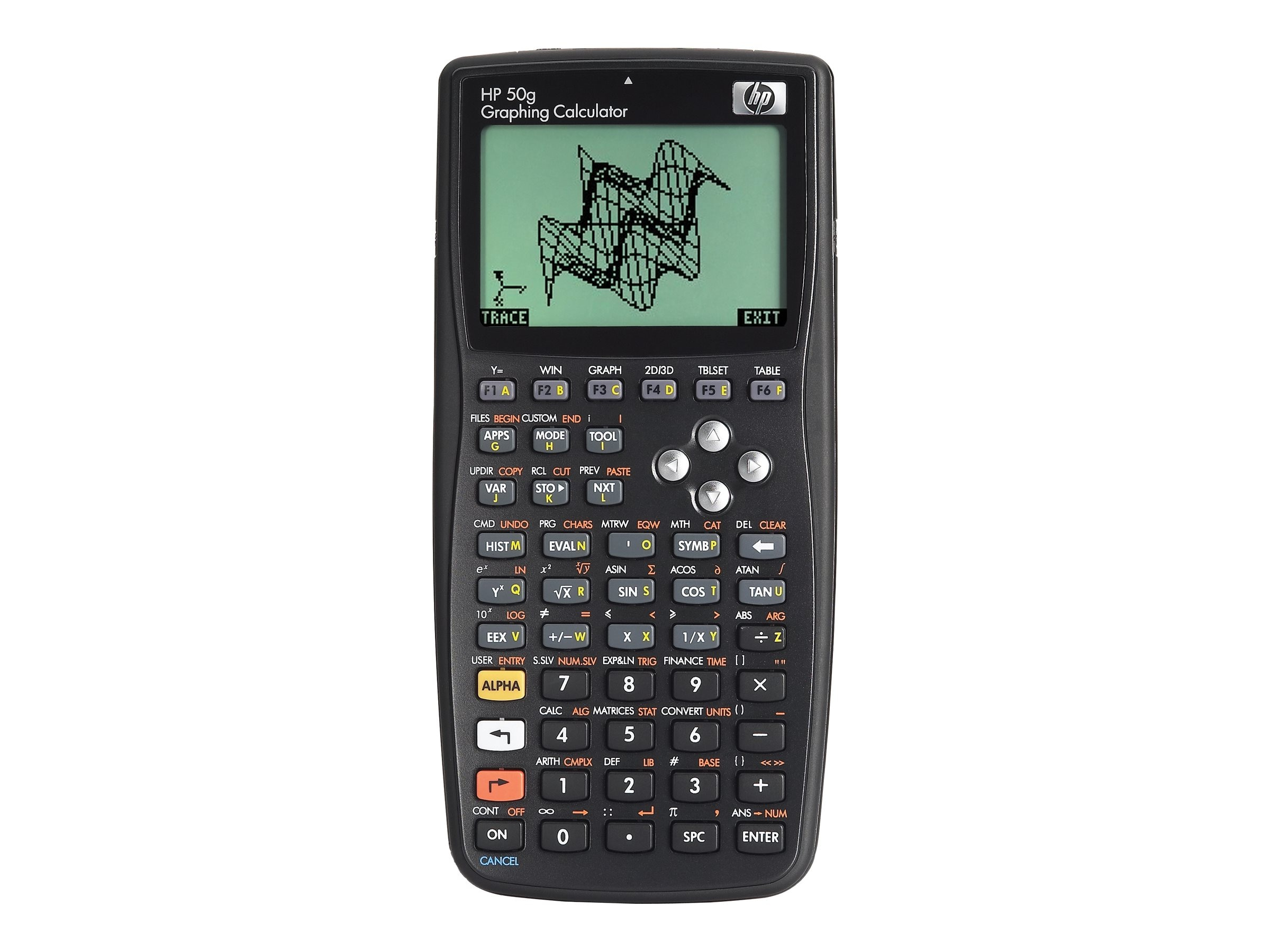 HP 50g Graphing Calculator, F2229AA#ABA, 7320381, Calculators