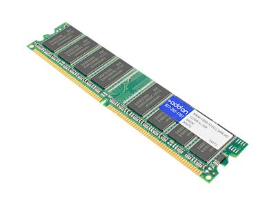 ACP-EP 2GB PC2100 184-pin DIMM for 1900 Series ISR, MEM-1900-512U2.5GB-AO, 18118365, Memory - Network Devices