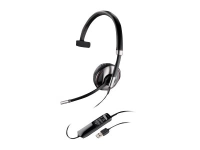 Plantronics BLACKWIRE C710 UC headset, 87505-02
