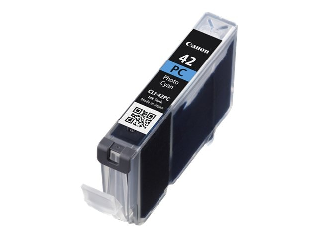 Canon Photo Cyan CLI-42PC Ink Tank, 6388B002